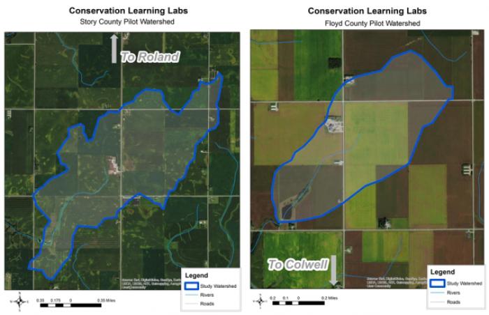 Conservation Learning Labs Watersheds