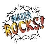 Water Rocks! Logo